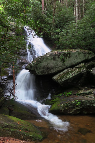 Little Lost Cove Creek Falls (Upper)