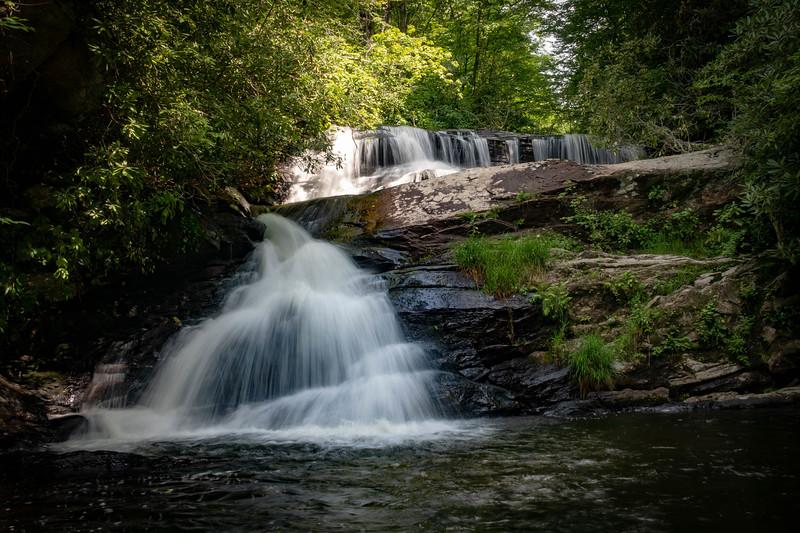 Balsam Falls (Upper)