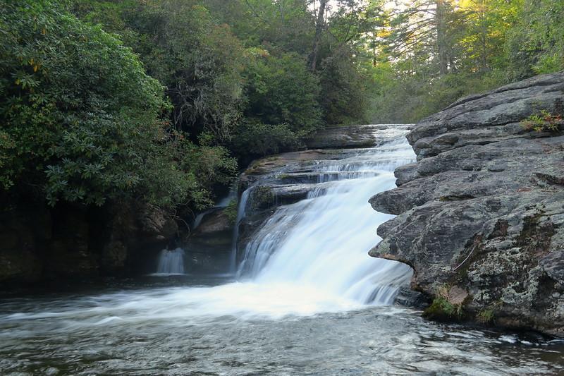 Merge Lane Falls