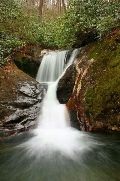 Kiesee Falls (upper)