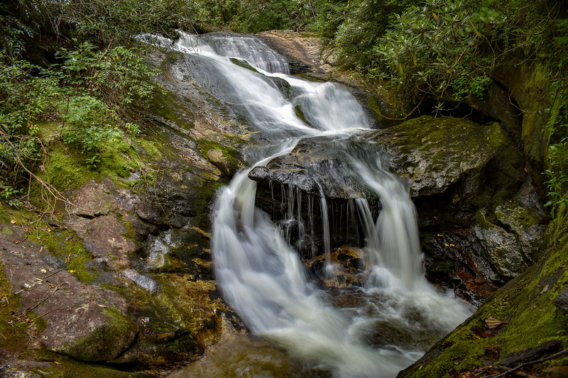 Bear Canyon Falls