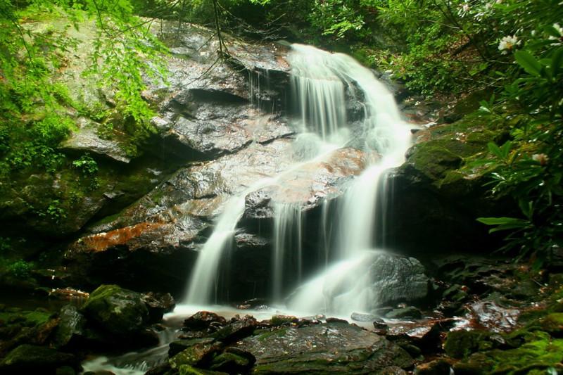 Dill Falls (Upper)