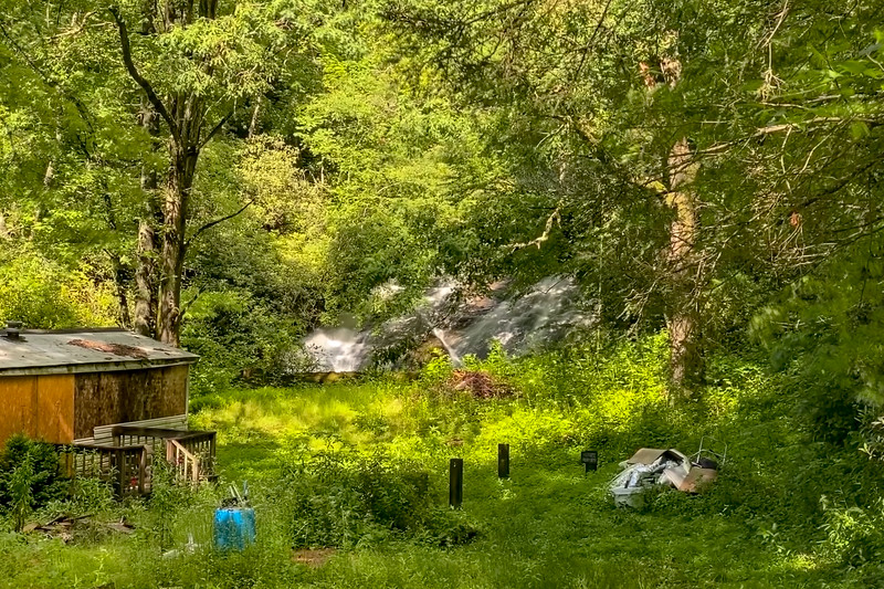 McCall Mill Shoals Falls