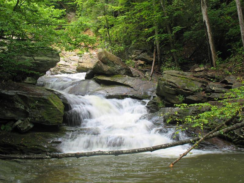 Craborchard Falls