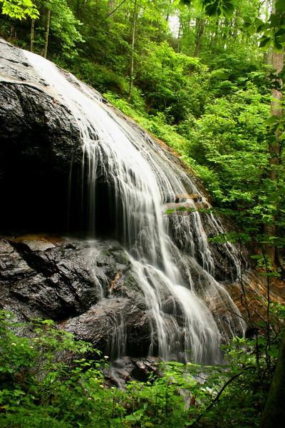 Log Hollow Falls (upper)