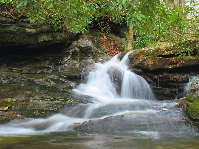 Duggars Creek Cascade