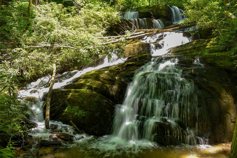 Big Bearwallow Falls