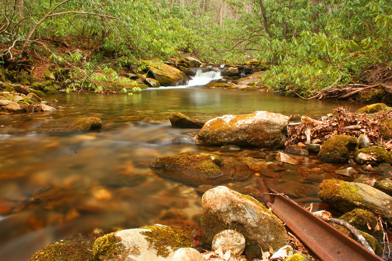 Kiesee Creek Cascades