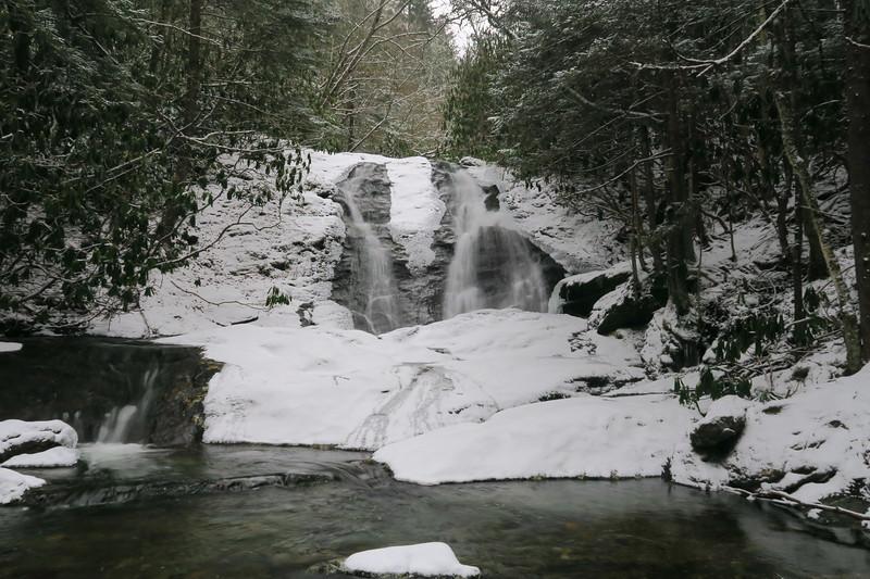 Bubbling Spring Branch (Lower Falls)