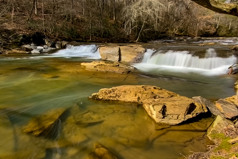 Carter Falls (Lower)