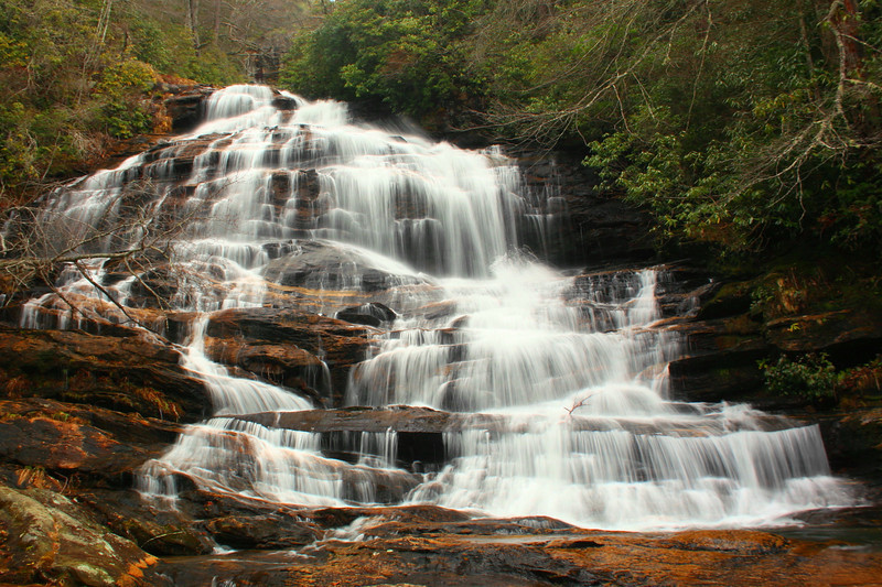 Glen Falls (middle section)