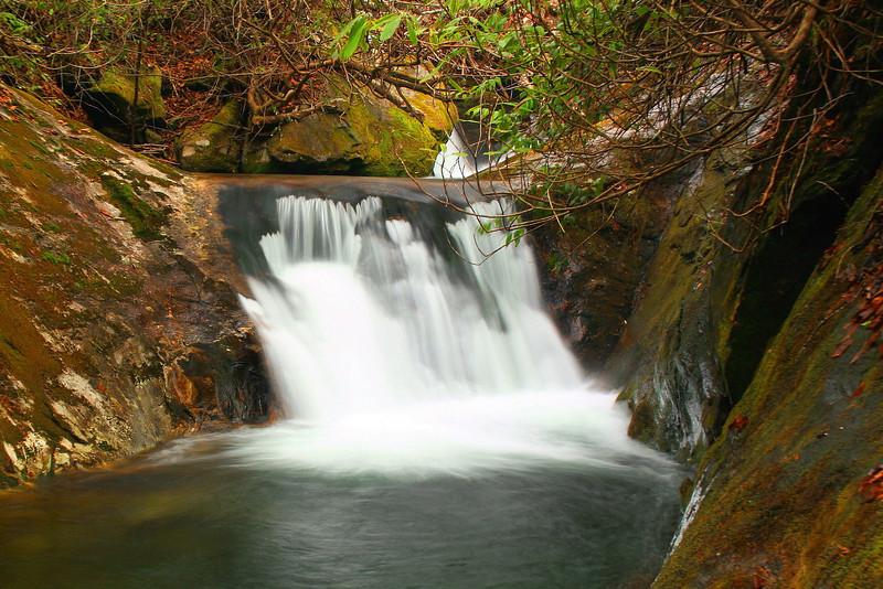 Kiesee Falls (lower)