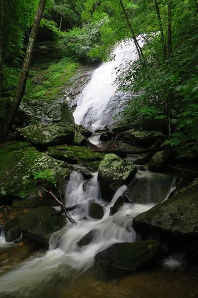 Little Lost Cove Creek Falls (Lower)