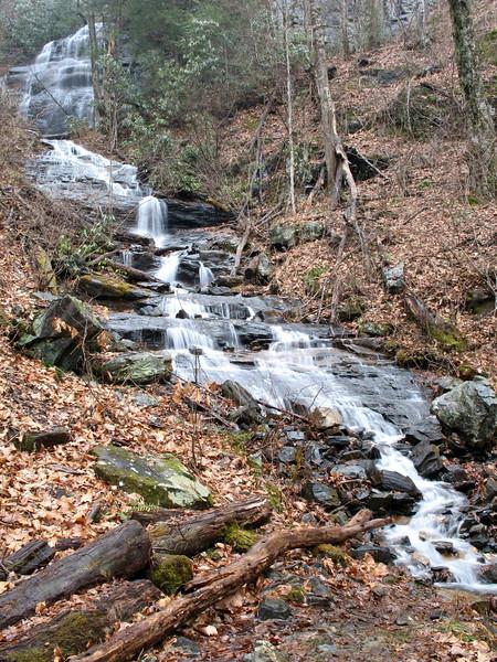 Logging Road Falls
