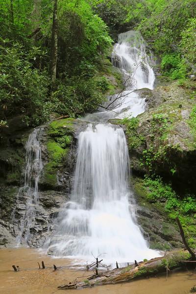 Auger Fork Falls