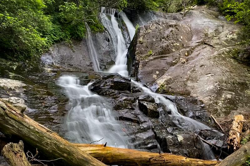Leatherwood Falls