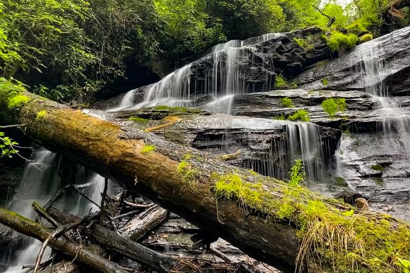 Lower Slick Rock Falls