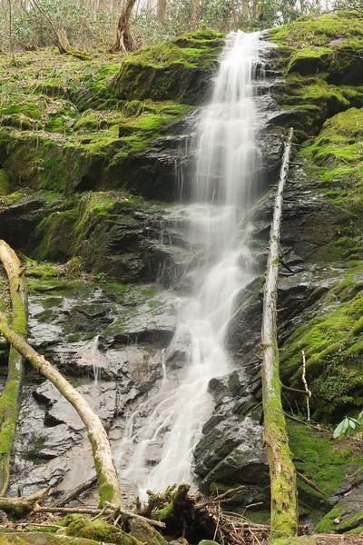 Little Fall Branch Falls