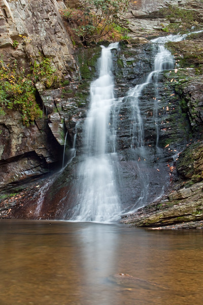 Lower Cascades (Hanging Rock State Park)