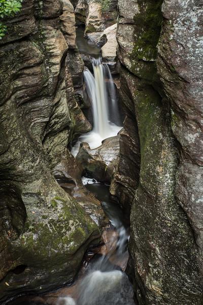 Sculpted Falls