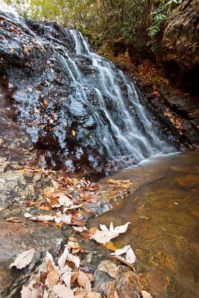 Upper Cascades (Hanging Rock State Park)