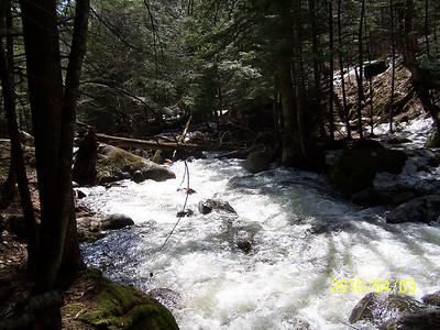 Slide Brook - Porter Mtn     Adirondack High Peaks
