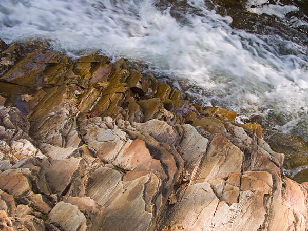 Umpacheene Falls, Berkshires, Massachusetts