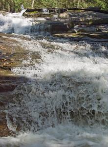 Umpacheene Falls, Berkshires, Massachusetts.