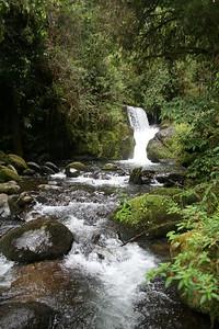 Trogon Lodge Waterfall