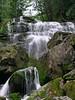 Second cascades below Elakala