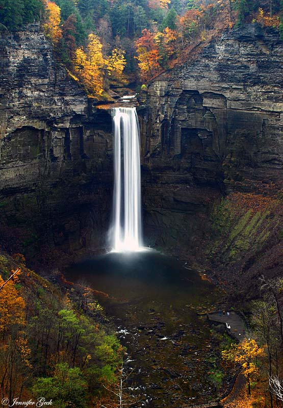 Taughannock Falls<br><br> Ithaca, NY