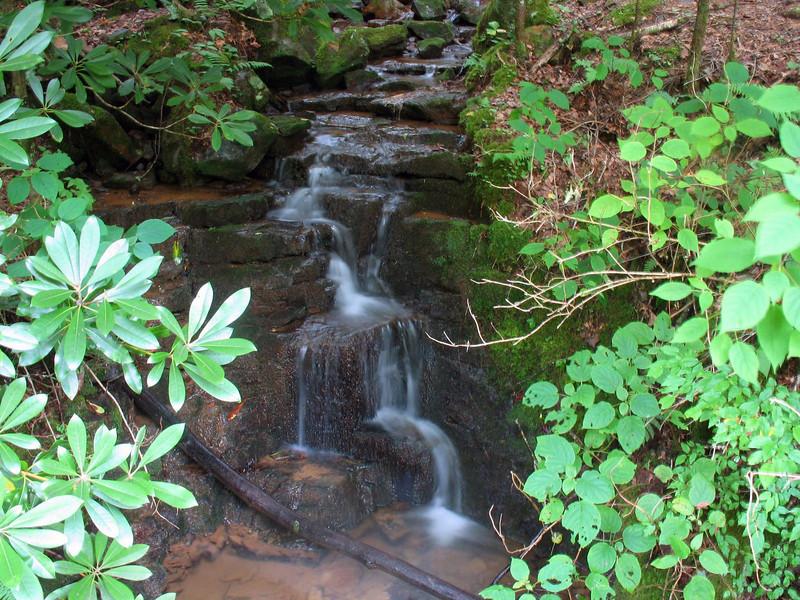 Backbone Creek Cascade
