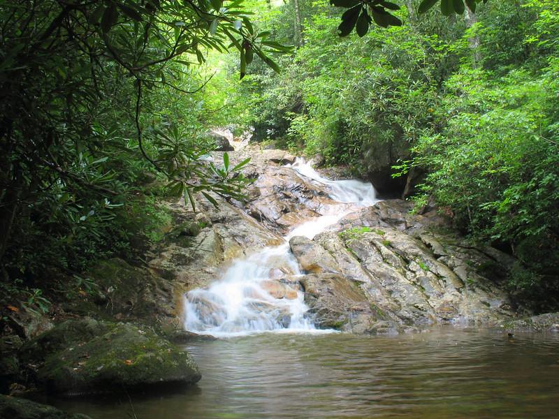 Firescald Branch Falls