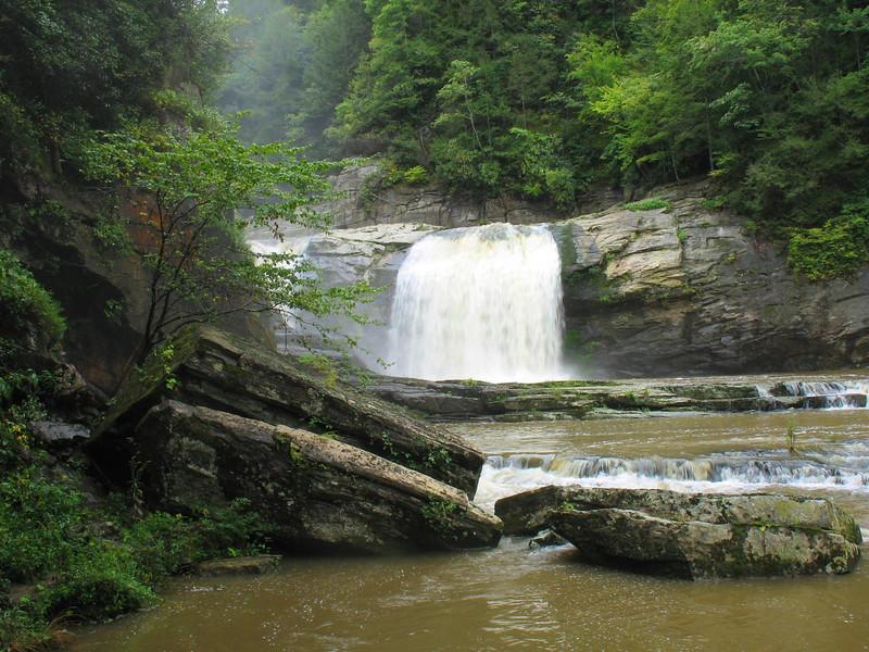 Tennesse Waterfalls