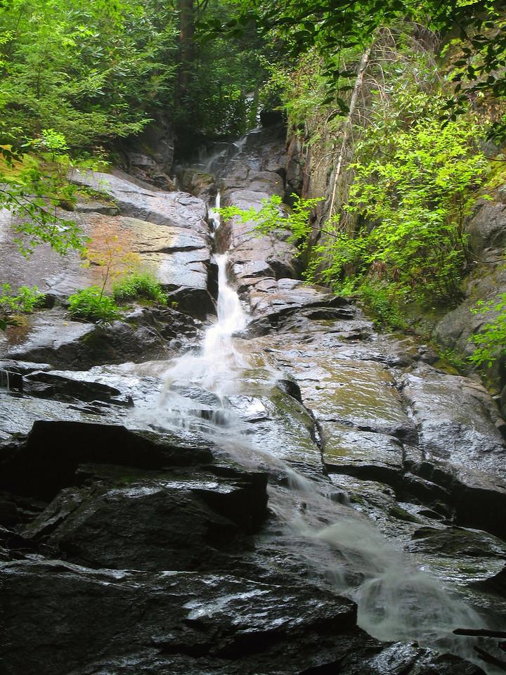 Coon den Falls (upper section)