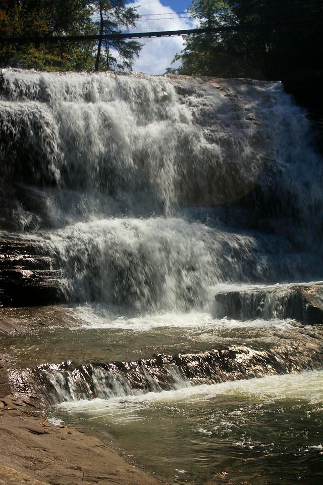 Cane Creek Cascades