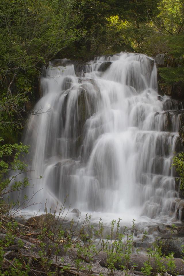 Steven Creek Falls