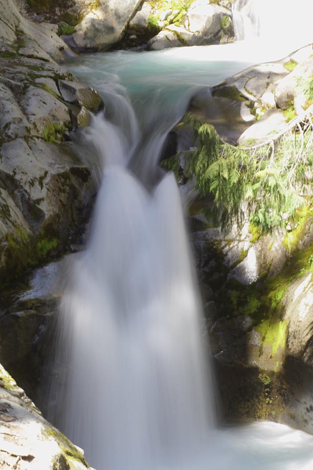 Upper portion of Christine Falls