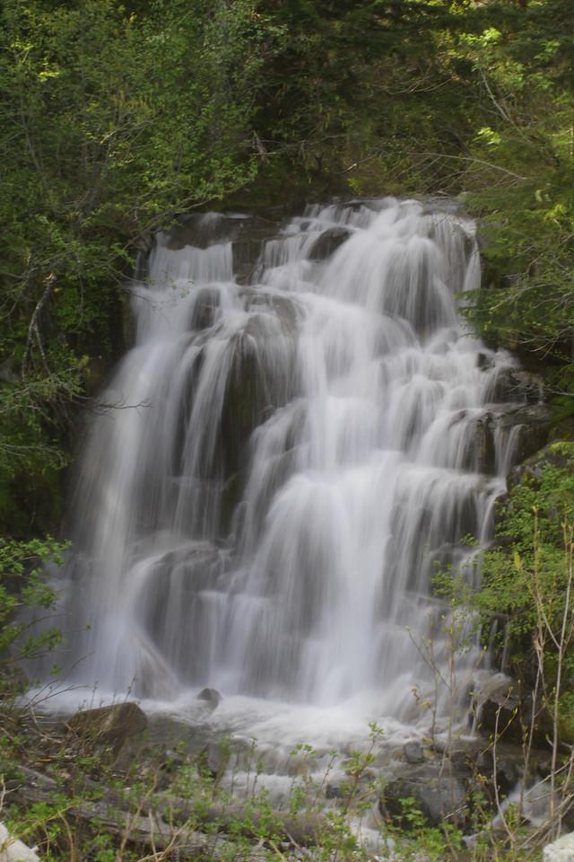 Stevens Creek Falls