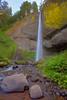 Latourell Falls 9186 w51