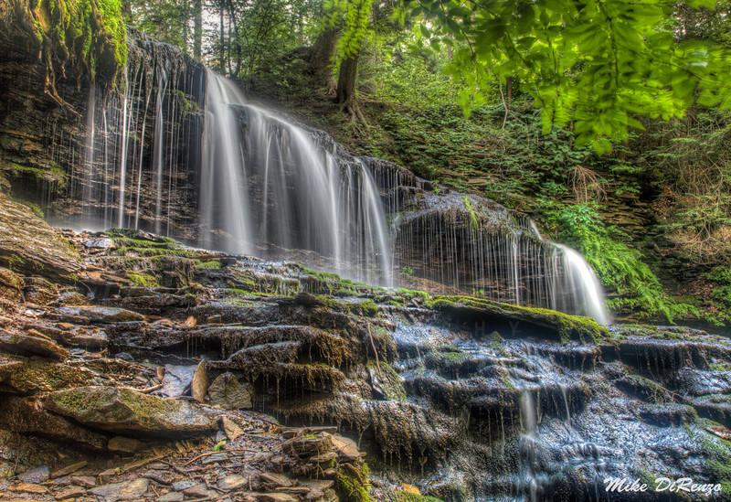Mohawk Falls  3876  w31