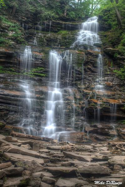 Ganoga Falls    3967 w31