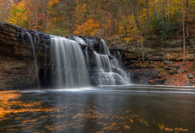 Brush Creek Falls 5557 w46