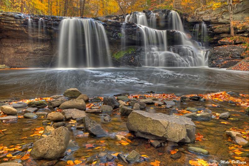 Brush Creek Falls  5527 w46