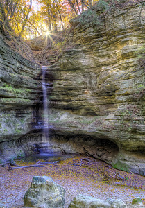 St. Louis Canyon at Starved Rock