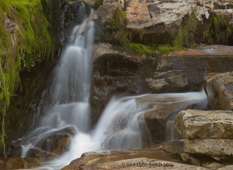Gentle Falls at Jackson
