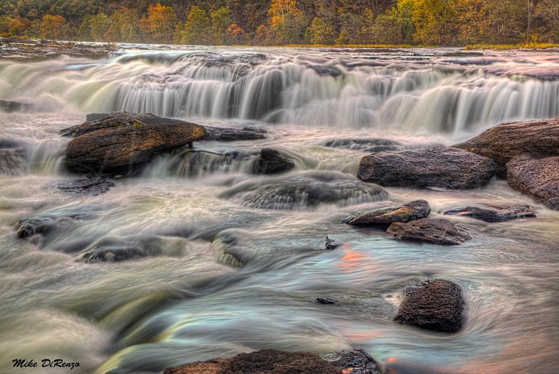 Sandstone Falls. 5939. W46