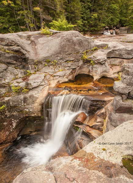 Screw Auger Falls at Grafton Notch SP