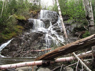 MacIntyre Brook - Wright Mtn    Adirondack High Peaks