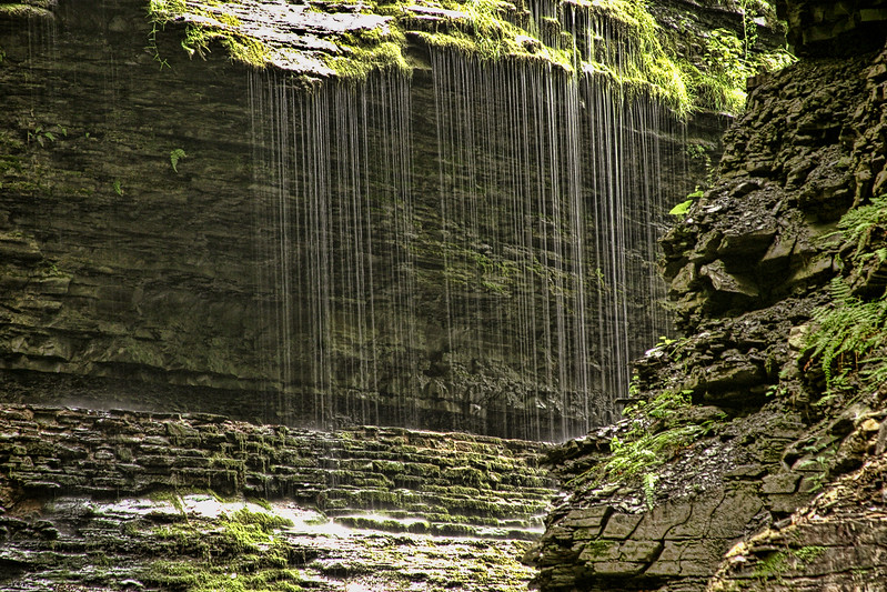 Waterfall 2_Watkins Glen